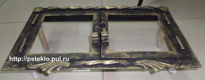 Декоративная рамка с согнеупорным стеклом