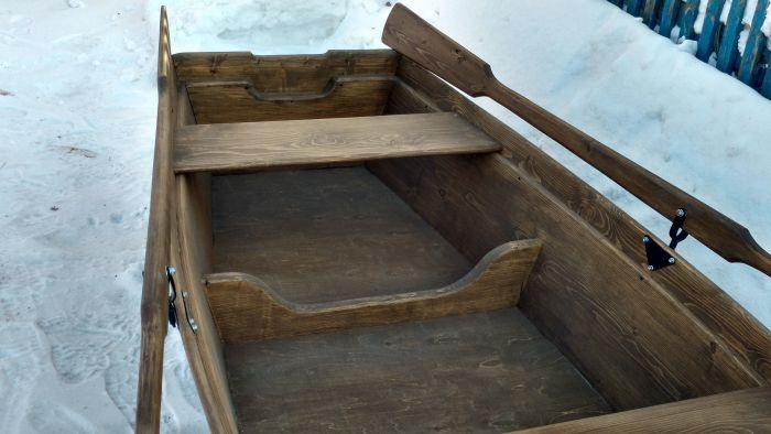 купить деревянную лодку магнитогорск