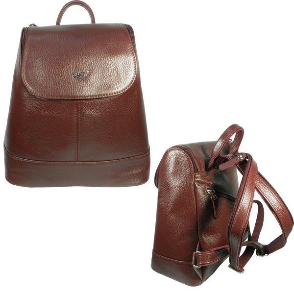 60c91b6f978d Рюкзак женский из натуральной кожи 576 купить, цена: 4150.00 руб ...