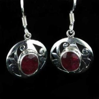 a07cc2edb134 Ювелирные украшения из серебра, серебряные изделия, серьги из Индии в  интернете